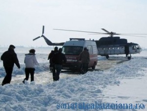 elicopter-ambulanta iarna 2