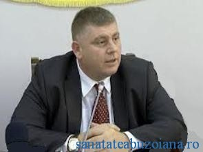 Cristi Bigiu, presedintele CJ Buzau