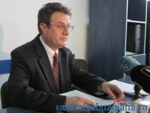 Laurentiu Gavrila, secretarul CJ Buzau