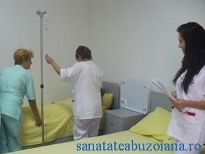 bolnavi spital sava
