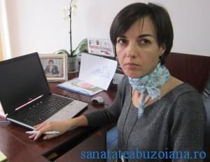 Alina Badulescu - DGASPC Buzau