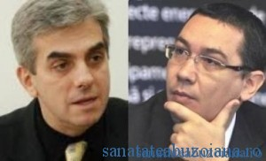 Eugen Nicolaescu si Victor Ponta