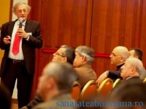 Dr. V. Astarastoae, presedinte CMR