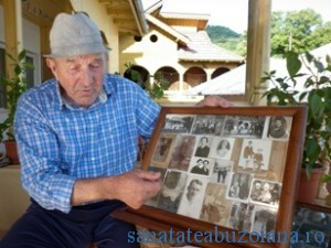 Sile Codescu si fotografii de familie