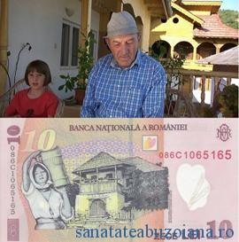 Casa Codescu si bancnota de 10 lei