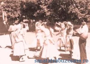 Vechiul dans al Dragaicei