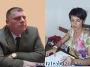 Cristi Bugiu si Alina Badulescu