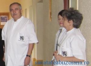 Dr. Marius Anastasiu, manager SJU Buzau