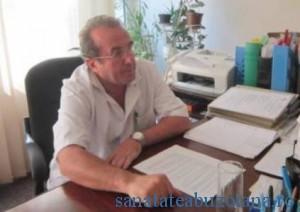 Dr. Ion Japie, presedinte Colegiu Medici Buzau