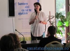 Mihaela Vasilescu - despre nutrienti