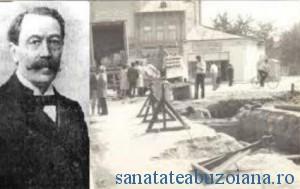 Nicu Constantinescu - canalizare (Buzaul vechi)