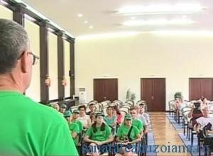 Voluntarii ATR si ai Crucii Rosii