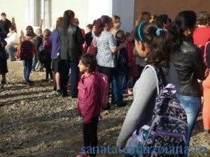 In lupta cu abandonul scolar, la Cilibia