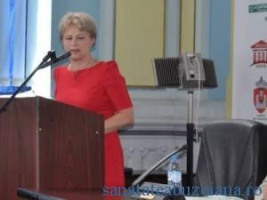 Dr. Camelia Popa, medic sef CJAS Brasov