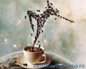 cafeaua si miscarea