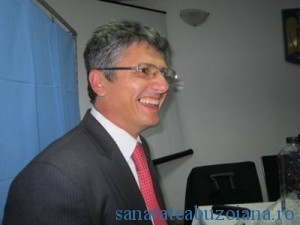 Dr. Danut Pale, presedinte CMV Buzau
