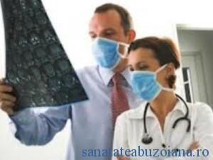radiografii pulmonare