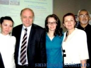 Dr. Irinel Popescu si pacienti transplantati