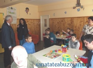 Copii in institutii de ocrotire din Buzau