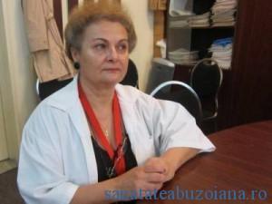 Mariana Munteanu, lider SANITAS Buzau
