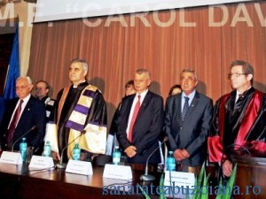 UMF Carol Davila - 1 oct.