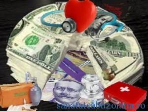 Bani pentru Sanatate la rectificarea bugetara