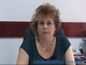 Dr. Carmen Orban, manager I.C.Fundeni