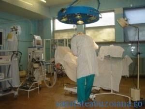 Blocul operator Spital Nehoiu