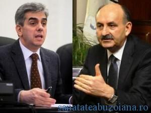 Ministrii Sanatatii roman si turc