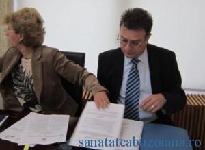 Laurentiu Gavrila spune ca judetul e pregatit oentru iarna