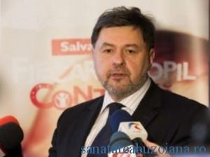 Conf. dr. Alexandru Rafila