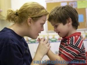 Copiii pot avea dificultati de comunicare