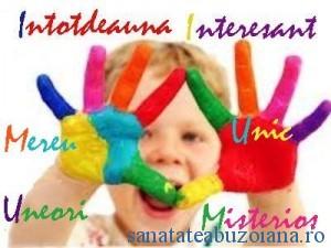 copiii cu autism sunt copii speciali