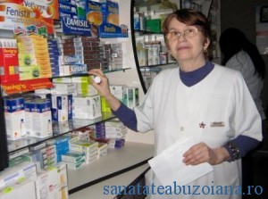 Farmacist Doina Nenu