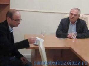 Dr. Marius Anastasiu si dr. Cosmin Ursachescu