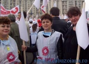 Protest Coalitia profesionistilor din Sanatate3