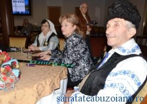 Amelia Papazissu si Mircea Micu la Alba