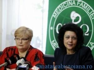 Dr. Rodica Tanasescu, Dr. Doina Mihaila