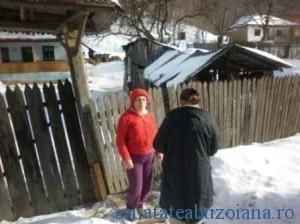 Ica, singurul cap de familie din satul Gura Sirului