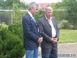 Petre Grivu si Florin Stanica