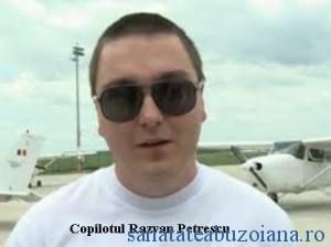 Copilotul Razvan Petrescu