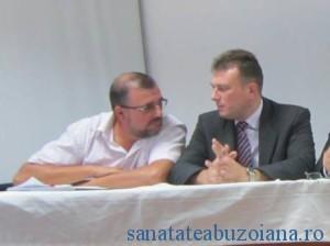 Dumitru Baiculescu si Adonis Dragnea