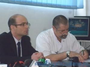Dr. Ursachescu si dr. Ionita