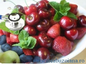 fructe romanesti