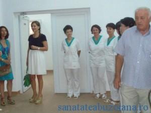 Dr. Viorica Mihalascu - Spitalul Sapoca