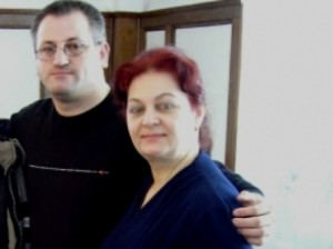 Dr. Victor Esanu si dr. Elena Lixandru