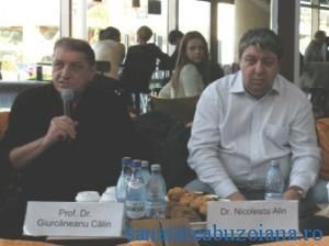 Dr. Alin Nicolescu (dreapta)