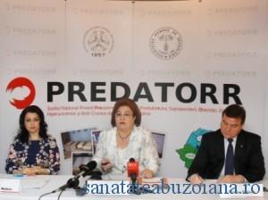 Conf. presa - Studiu PREDATOR