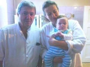 dr. suteu cu un bebe adus de el pe lume (liliana Covrig)