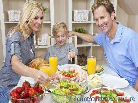mese de seară sănătoase pentru a pierde în greutate